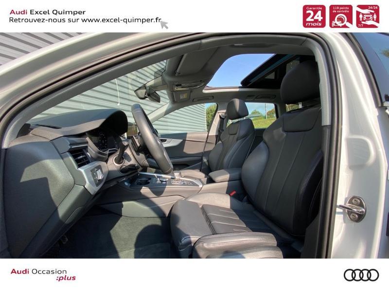 Photo 7 de l'offre de AUDI A4 Avant 35 TFSI 150ch Design Luxe S tronic 7 Euro6d-T à 36290€ chez Excel automobiles - Audi Quimper