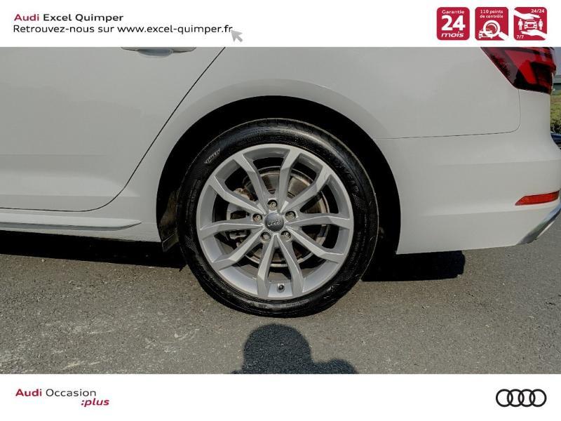 Photo 15 de l'offre de AUDI A4 Avant 35 TFSI 150ch Design Luxe S tronic 7 Euro6d-T à 36290€ chez Excel automobiles - Audi Quimper
