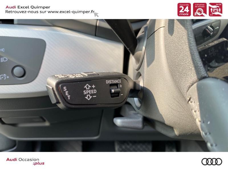 Photo 11 de l'offre de AUDI A4 Avant 35 TFSI 150ch Design Luxe S tronic 7 Euro6d-T à 36290€ chez Excel automobiles - Audi Quimper
