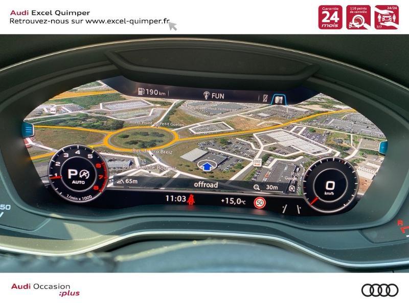 Photo 12 de l'offre de AUDI A4 Avant 35 TFSI 150ch Design Luxe S tronic 7 Euro6d-T à 36290€ chez Excel automobiles - Audi Quimper