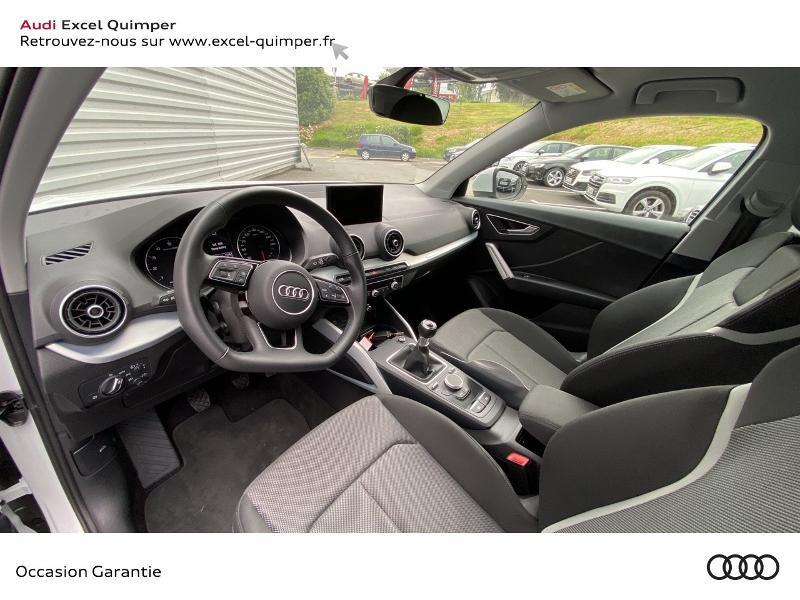 Photo 6 de l'offre de AUDI Q2 30 TFSI 116ch Sport Euro6d-T à 26990€ chez Excel automobiles - Audi Quimper