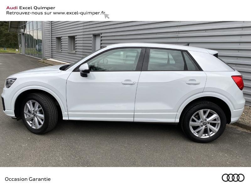 Photo 3 de l'offre de AUDI Q2 30 TFSI 116ch Sport Euro6d-T à 26990€ chez Excel automobiles - Audi Quimper