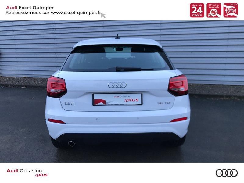 Photo 5 de l'offre de AUDI Q2 30 TDI 116ch Sport Euro6d-T à 25990€ chez Excel automobiles - Audi Quimper
