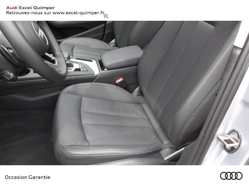 Photo 7 de l'offre de AUDI A4 Avant 35 TDI 163ch Avus S tronic 7 9cv à 40990€ chez Excel automobiles - Audi Quimper