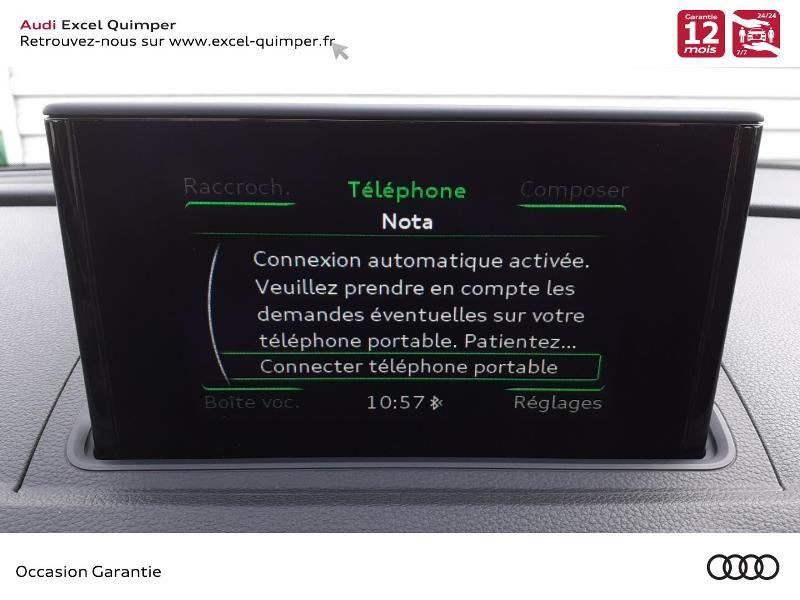 Photo 12 de l'offre de AUDI A3 Berline 1.6 TDI 110ch FAP Advanced à 17990€ chez Excel automobiles - Audi Quimper