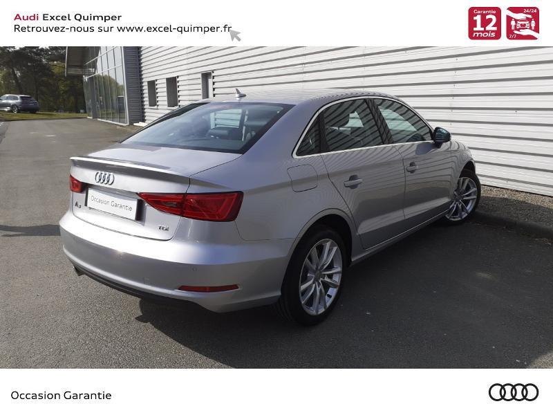 Photo 4 de l'offre de AUDI A3 Berline 1.6 TDI 110ch FAP Advanced à 17990€ chez Excel automobiles - Audi Quimper