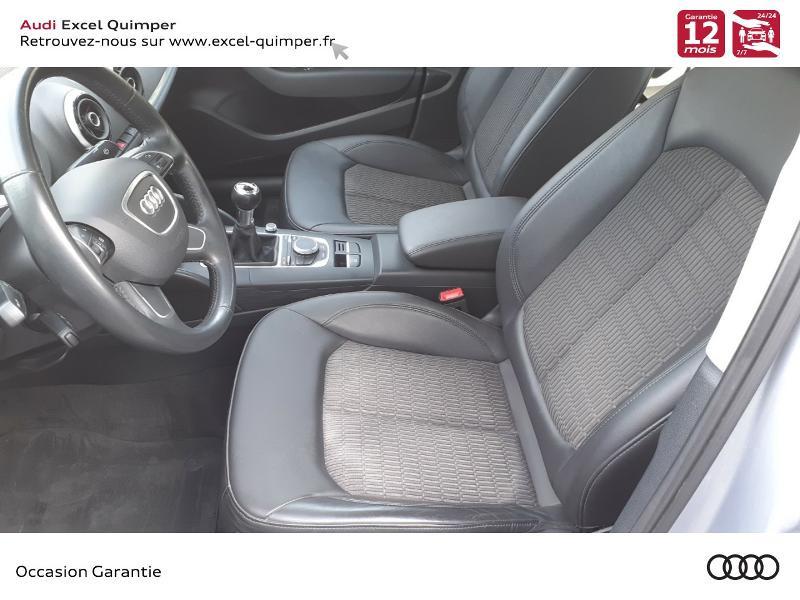 Photo 7 de l'offre de AUDI A3 Berline 1.6 TDI 110ch FAP Advanced à 17990€ chez Excel automobiles - Audi Quimper