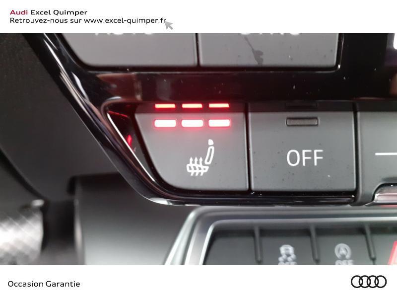 Photo 15 de l'offre de AUDI A3 Sportback 35 TDI 150ch Design S tronic 7 à 31990€ chez Excel automobiles - Audi Quimper