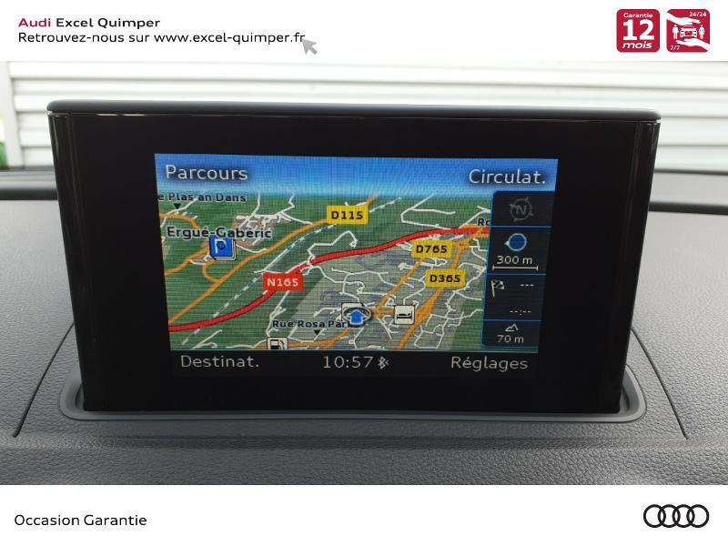 Photo 11 de l'offre de AUDI A3 Berline 1.6 TDI 110ch FAP Advanced à 17990€ chez Excel automobiles - Audi Quimper