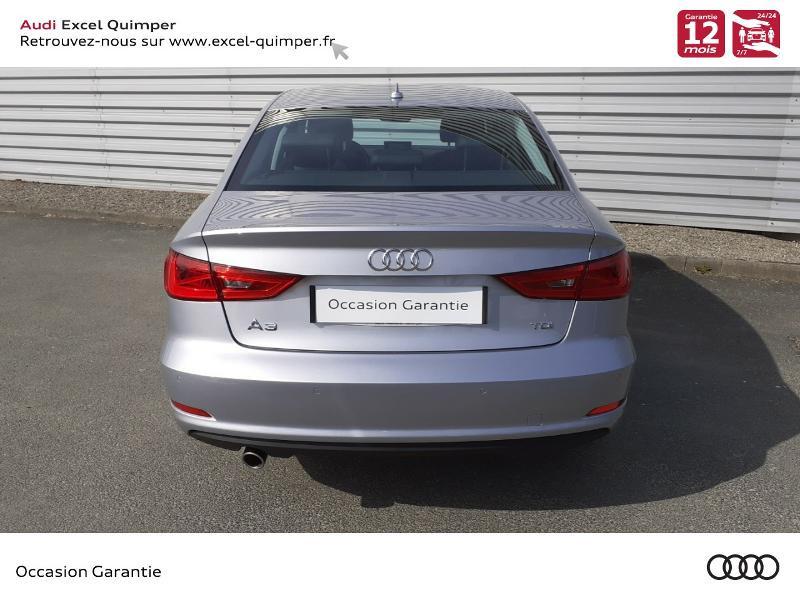 Photo 5 de l'offre de AUDI A3 Berline 1.6 TDI 110ch FAP Advanced à 17990€ chez Excel automobiles - Audi Quimper