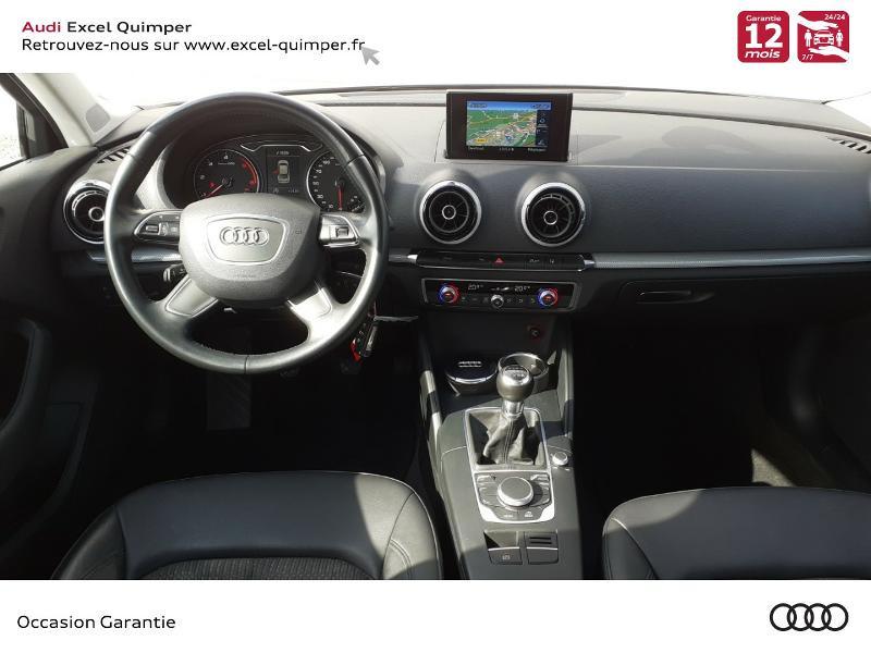 Photo 6 de l'offre de AUDI A3 Berline 1.6 TDI 110ch FAP Advanced à 17990€ chez Excel automobiles - Audi Quimper