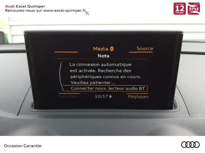Photo 13 de l'offre de AUDI A3 Berline 1.6 TDI 110ch FAP Advanced à 17990€ chez Excel automobiles - Audi Quimper