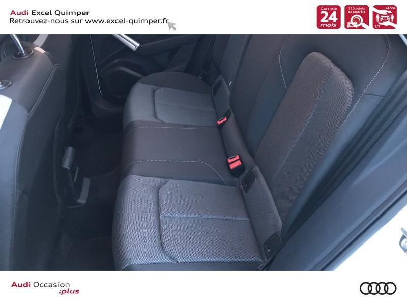 Photo 8 de l'offre de AUDI Q2 30 TDI 116ch Sport Euro6d-T à 25990€ chez Excel automobiles - Audi Quimper