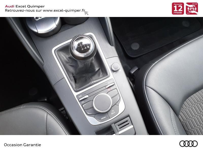 Photo 15 de l'offre de AUDI A3 Berline 1.6 TDI 110ch FAP Advanced à 17990€ chez Excel automobiles - Audi Quimper