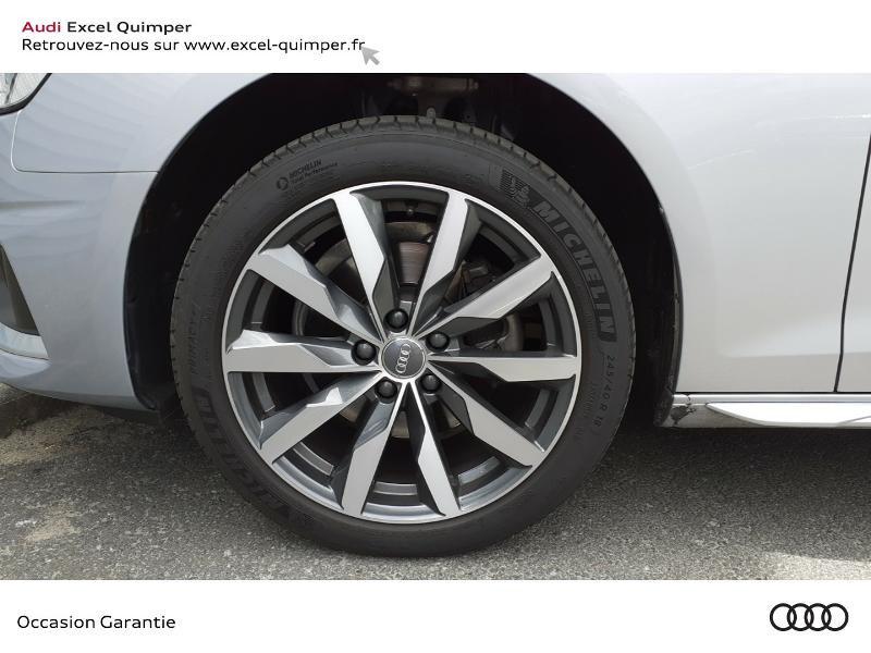 Photo 29 de l'offre de AUDI A4 Avant 35 TDI 163ch Avus S tronic 7 9cv à 40990€ chez Excel automobiles - Audi Quimper