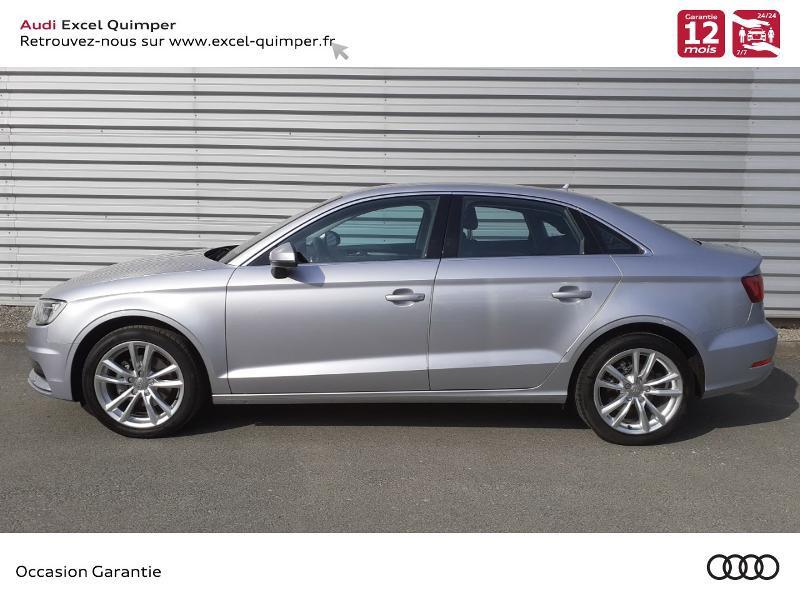 Photo 3 de l'offre de AUDI A3 Berline 1.6 TDI 110ch FAP Advanced à 17990€ chez Excel automobiles - Audi Quimper