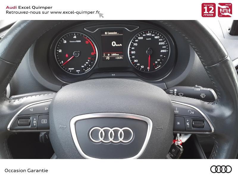 Photo 16 de l'offre de AUDI A3 Berline 1.6 TDI 110ch FAP Advanced à 17990€ chez Excel automobiles - Audi Quimper