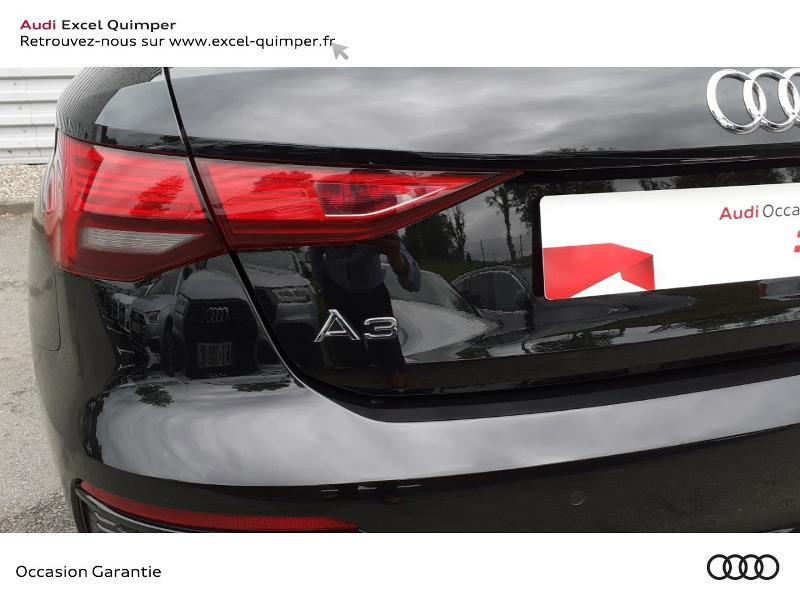 Photo 10 de l'offre de AUDI A3 Sportback 35 TDI 150ch Design S tronic 7 à 31990€ chez Excel automobiles - Audi Quimper