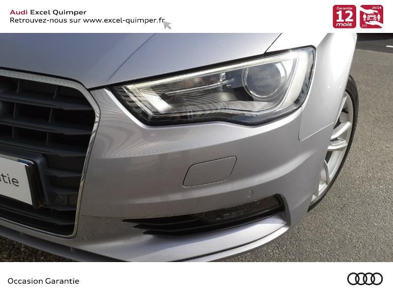 Photo 9 de l'offre de AUDI A3 Berline 1.6 TDI 110ch FAP Advanced à 17990€ chez Excel automobiles - Audi Quimper