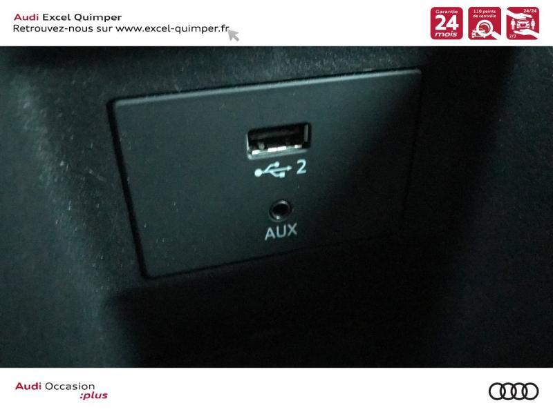 Photo 18 de l'offre de AUDI Q2 30 TDI 116ch Sport Euro6d-T à 25990€ chez Excel automobiles - Audi Quimper
