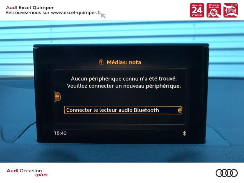 Photo 14 de l'offre de AUDI Q2 30 TDI 116ch Sport Euro6d-T à 25990€ chez Excel automobiles - Audi Quimper