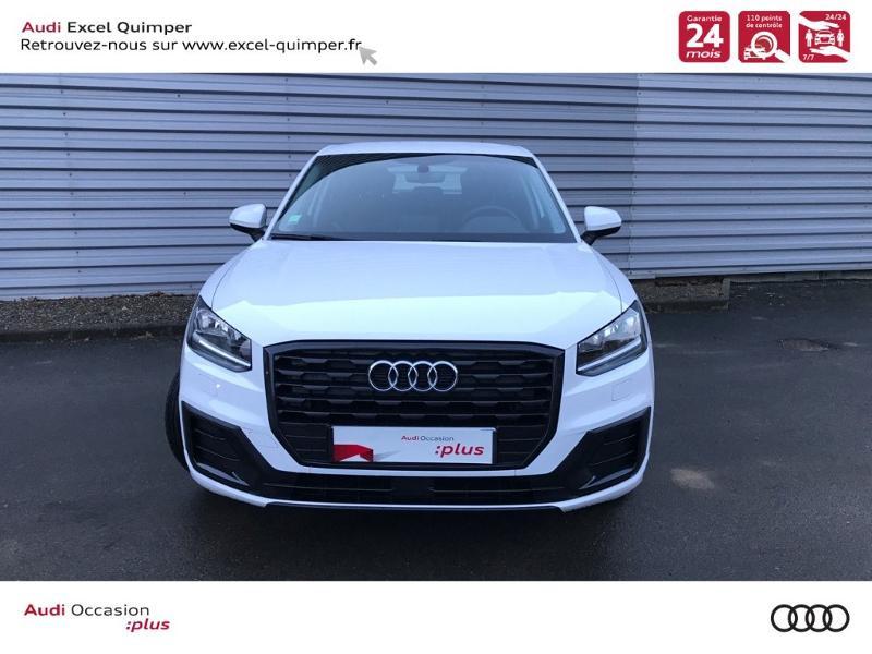 Photo 2 de l'offre de AUDI Q2 30 TDI 116ch Sport Euro6d-T à 25990€ chez Excel automobiles - Audi Quimper