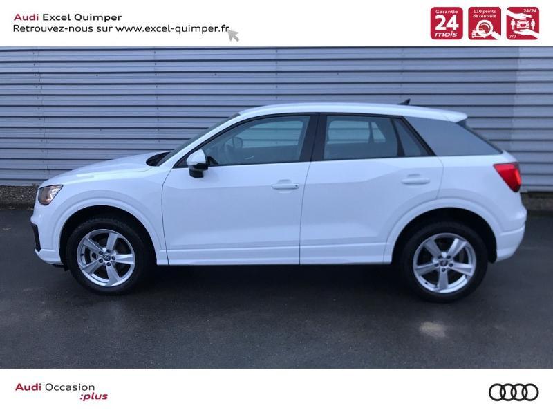 Photo 3 de l'offre de AUDI Q2 30 TDI 116ch Sport Euro6d-T à 25990€ chez Excel automobiles - Audi Quimper