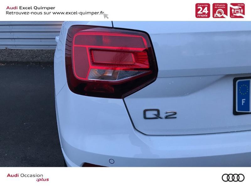 Photo 11 de l'offre de AUDI Q2 30 TDI 116ch Sport Euro6d-T à 25990€ chez Excel automobiles - Audi Quimper