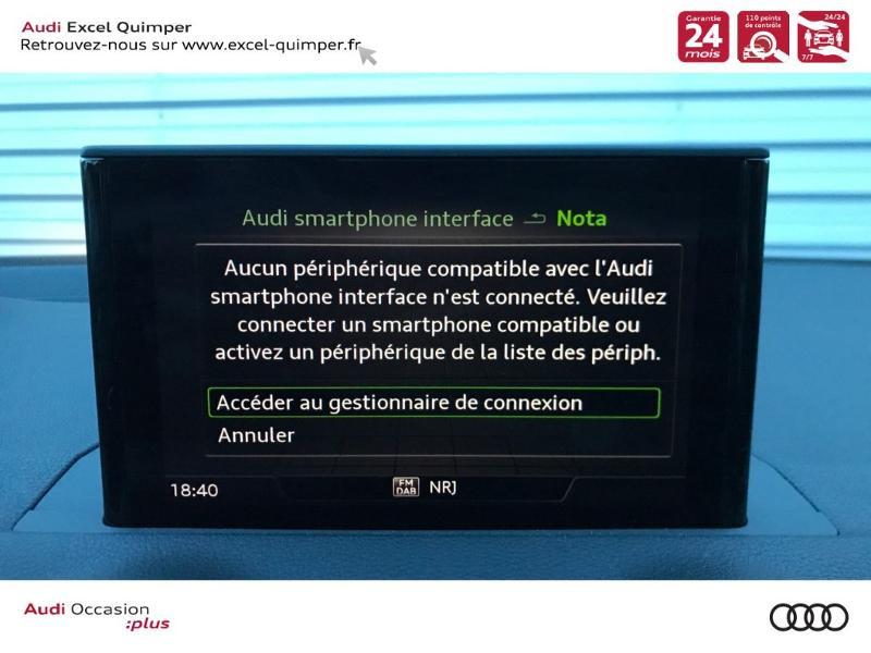 Photo 12 de l'offre de AUDI Q2 30 TDI 116ch Sport Euro6d-T à 25990€ chez Excel automobiles - Audi Quimper