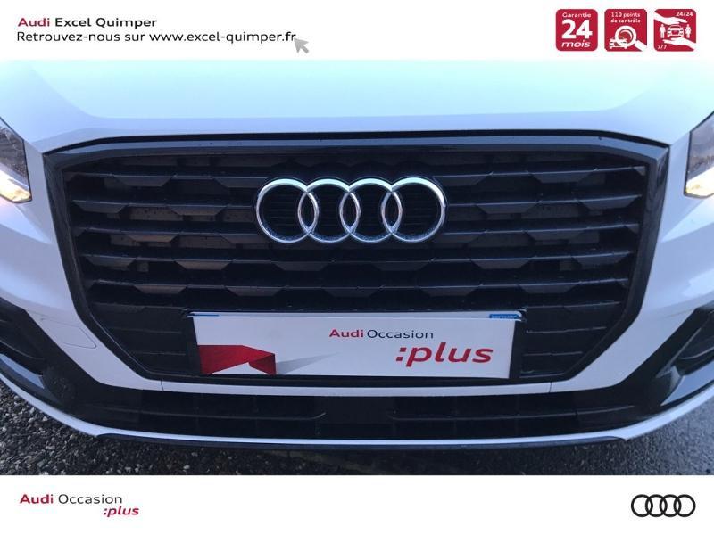 Photo 9 de l'offre de AUDI Q2 30 TDI 116ch Sport Euro6d-T à 25990€ chez Excel automobiles - Audi Quimper