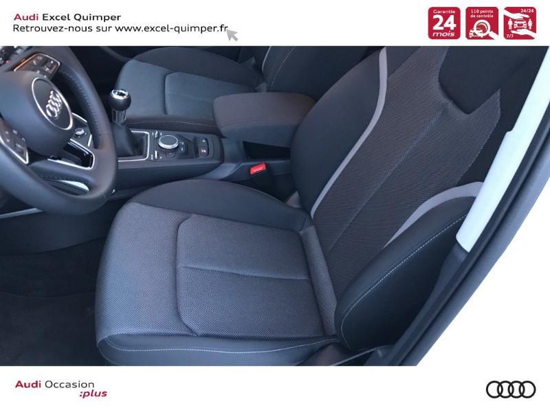 Photo 7 de l'offre de AUDI Q2 30 TDI 116ch Sport Euro6d-T à 25990€ chez Excel automobiles - Audi Quimper