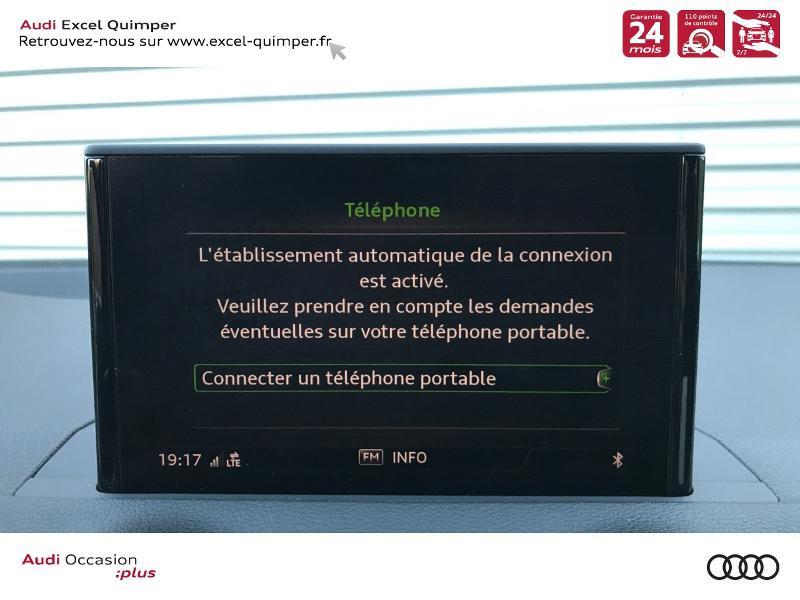 Photo 13 de l'offre de AUDI Q2 30 TDI 116ch S line S tronic 7 Euro6d-T à 29990€ chez Excel automobiles - Audi Quimper