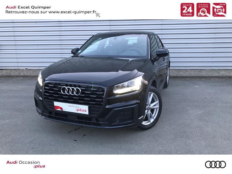Photo 1 de l'offre de AUDI Q2 30 TDI 116ch S line S tronic 7 Euro6d-T à 29990€ chez Excel automobiles - Audi Quimper