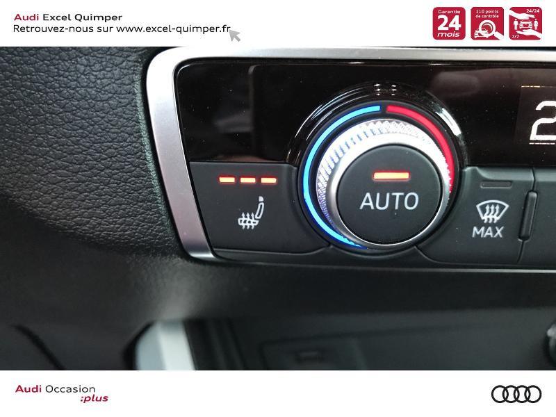 Photo 10 de l'offre de AUDI Q2 30 TDI 116ch S line S tronic 7 Euro6d-T à 29990€ chez Excel automobiles - Audi Quimper
