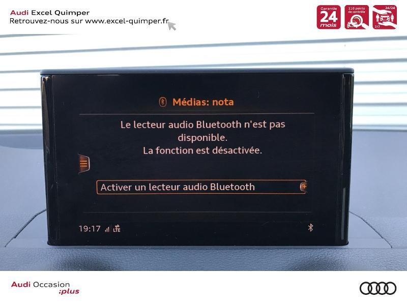 Photo 14 de l'offre de AUDI Q2 30 TDI 116ch S line S tronic 7 Euro6d-T à 29990€ chez Excel automobiles - Audi Quimper