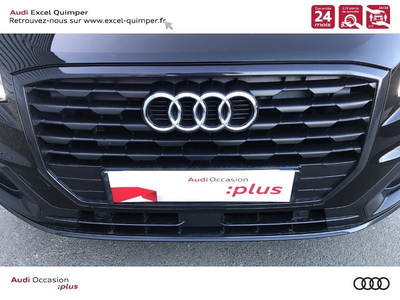 Photo 9 de l'offre de AUDI Q2 30 TDI 116ch S line S tronic 7 Euro6d-T à 29990€ chez Excel automobiles - Audi Quimper
