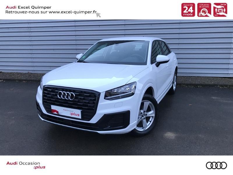 Photo 1 de l'offre de AUDI Q2 30 TDI 116ch Sport Euro6d-T à 25990€ chez Excel automobiles - Audi Quimper