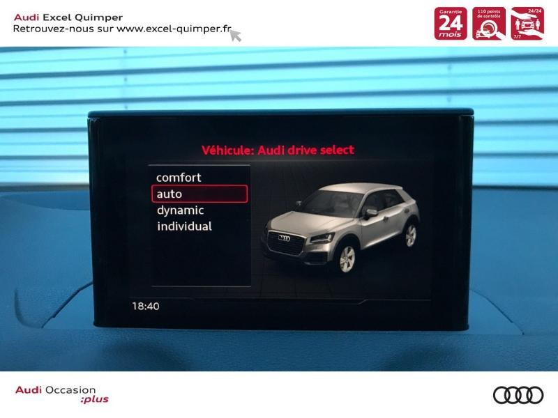 Photo 15 de l'offre de AUDI Q2 30 TDI 116ch Sport Euro6d-T à 25990€ chez Excel automobiles - Audi Quimper