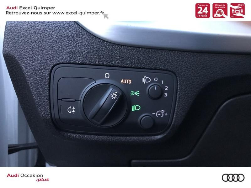 Photo 22 de l'offre de AUDI Q2 30 TDI 116ch Sport Euro6d-T à 25990€ chez Excel automobiles - Audi Quimper