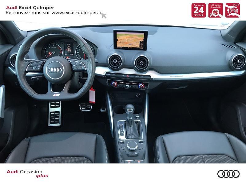 Photo 6 de l'offre de AUDI Q2 30 TDI 116ch S line S tronic 7 Euro6d-T à 29990€ chez Excel automobiles - Audi Quimper