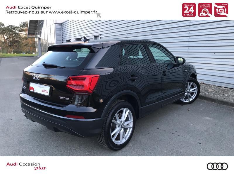 Photo 4 de l'offre de AUDI Q2 30 TDI 116ch S line S tronic 7 Euro6d-T à 29990€ chez Excel automobiles - Audi Quimper
