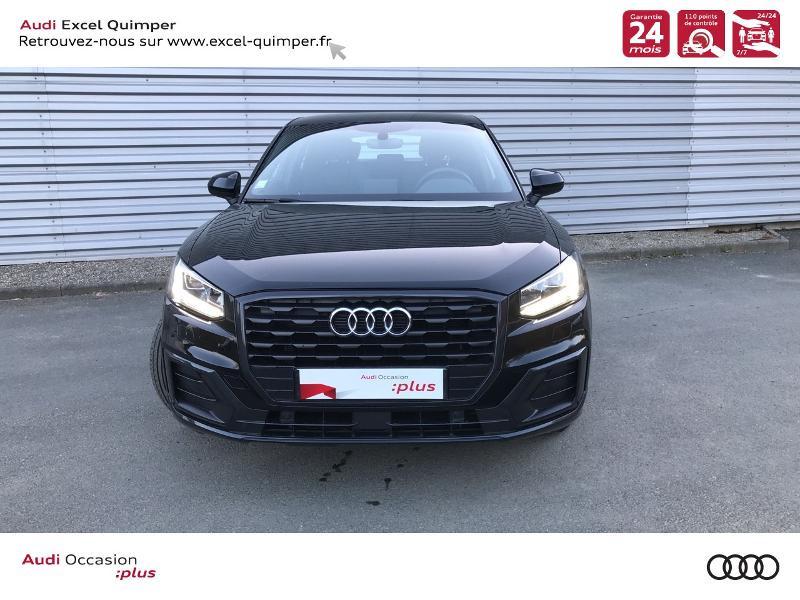 Photo 2 de l'offre de AUDI Q2 30 TDI 116ch S line S tronic 7 Euro6d-T à 29990€ chez Excel automobiles - Audi Quimper
