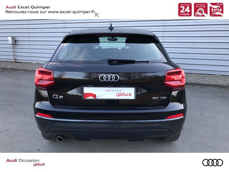 Photo 5 de l'offre de AUDI Q2 30 TDI 116ch S line S tronic 7 Euro6d-T à 29990€ chez Excel automobiles - Audi Quimper