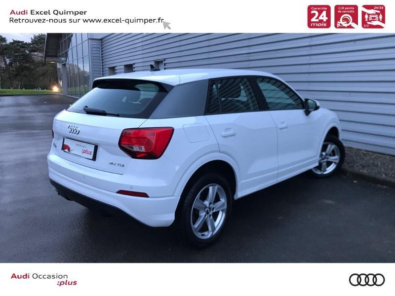 Photo 4 de l'offre de AUDI Q2 30 TDI 116ch Sport Euro6d-T à 25990€ chez Excel automobiles - Audi Quimper