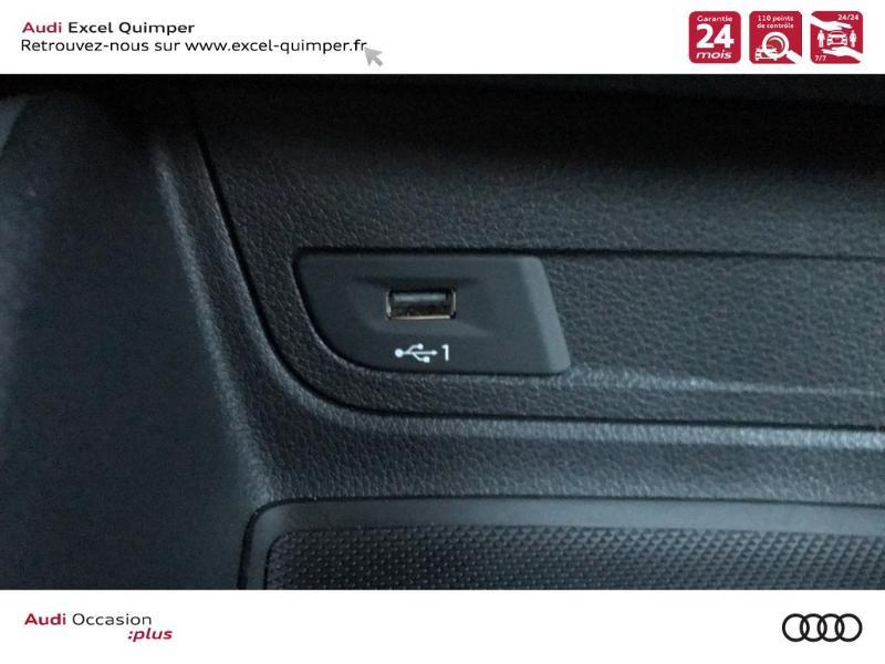 Photo 17 de l'offre de AUDI Q2 30 TDI 116ch Sport Euro6d-T à 25990€ chez Excel automobiles - Audi Quimper