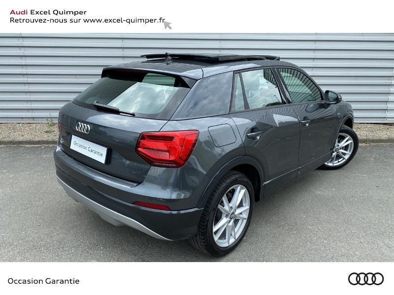 Photo 4 de l'offre de AUDI Q2 35 TFSI 150ch COD S line Euro6d-T à 32990€ chez Excel automobiles - Audi Quimper