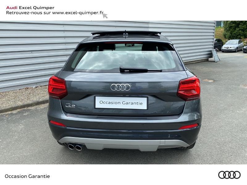 Photo 5 de l'offre de AUDI Q2 35 TFSI 150ch COD S line Euro6d-T à 32990€ chez Excel automobiles - Audi Quimper