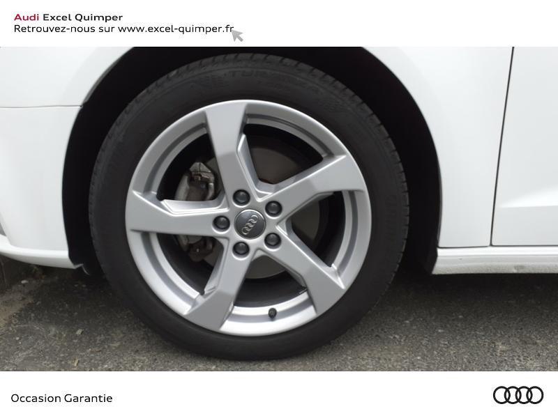 Photo 21 de l'offre de AUDI A3 Sportback 30 TDI 116ch Sport Euro6d-T à 22990€ chez Excel automobiles - Audi Quimper