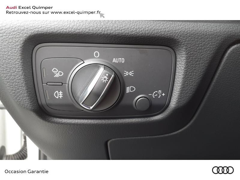 Photo 18 de l'offre de AUDI A3 Sportback 30 TDI 116ch Sport Euro6d-T à 22990€ chez Excel automobiles - Audi Quimper