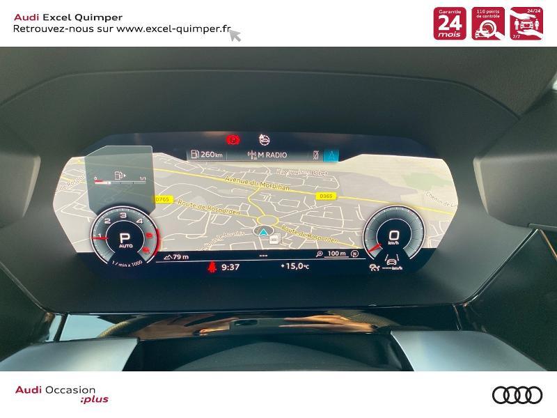 Photo 14 de l'offre de AUDI A3 Sportback 35 TDI 150ch S line S tronic 7 à 42500€ chez Excel automobiles - Audi Quimper